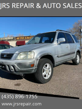 2000 Honda CR-V for sale at JRS REPAIR & AUTO SALES in Richfield UT