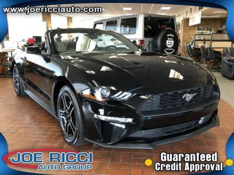 2020 Ford Mustang for sale at Mr Intellectual Cars in Shelby Township MI