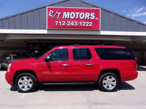 2011 GMC Yukon XL for sale at RT Motors Inc in Atlantic IA