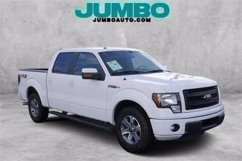 2013 Ford F-150 for sale at JumboAutoGroup.com in Hollywood FL