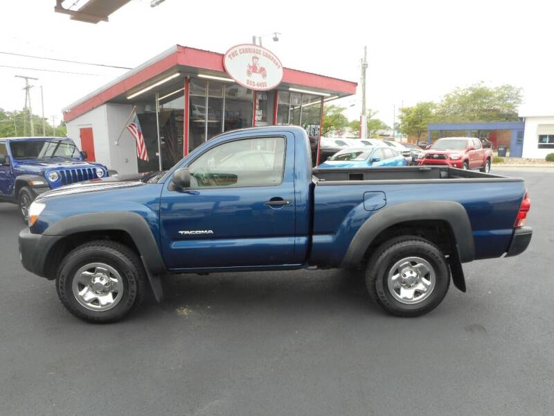 2005 Toyota Tacoma for sale at The Carriage Company in Lancaster OH