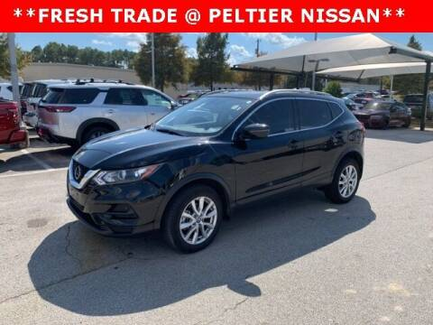 2020 Nissan Rogue Sport for sale at TEX TYLER Autos Cars Trucks SUV Sales in Tyler TX