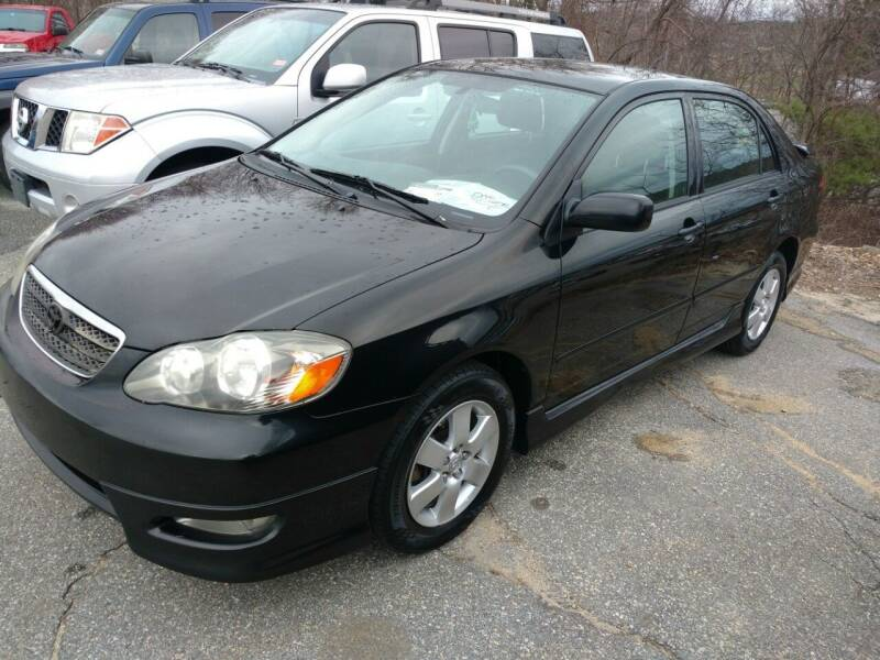 2008 Toyota Corolla for sale at Auto Brokers of Milford in Milford NH