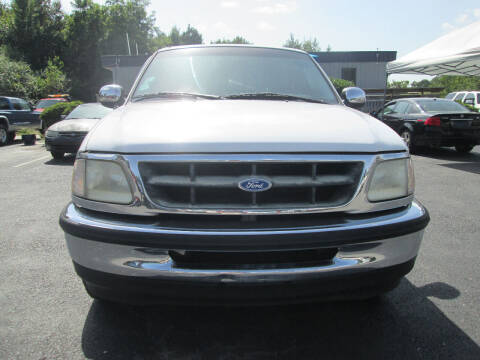 1997 Ford F-150 for sale at Olde Mill Motors in Angier NC
