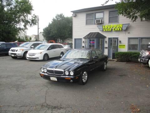 2000 Jaguar XJ-Series for sale at Loudoun Used Cars in Leesburg VA