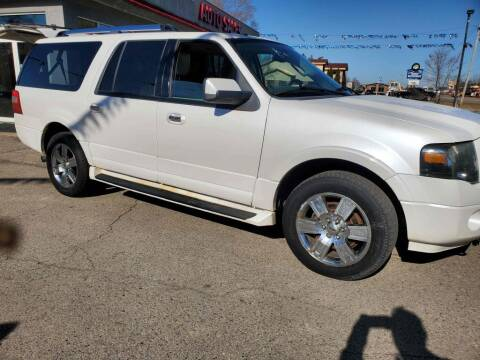 2009 Ford Expedition EL for sale at Extreme Auto Sales LLC. in Wautoma WI