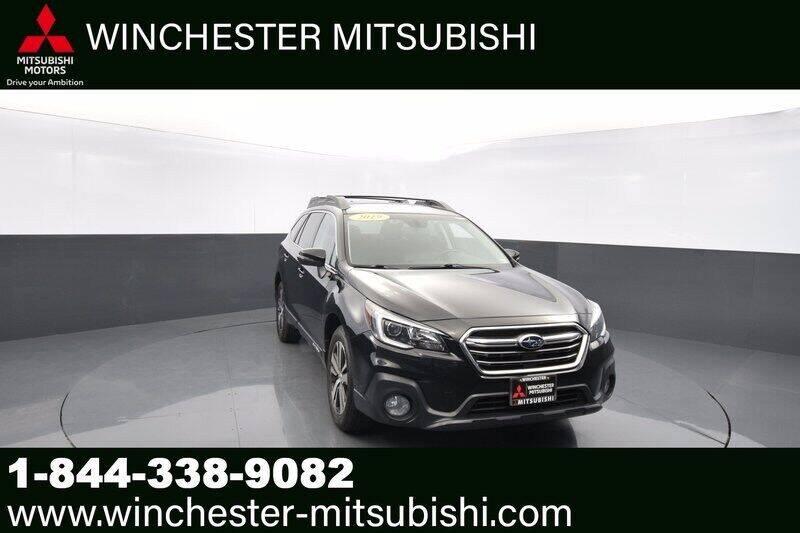 2019 Subaru Outback for sale at Winchester Mitsubishi in Winchester VA