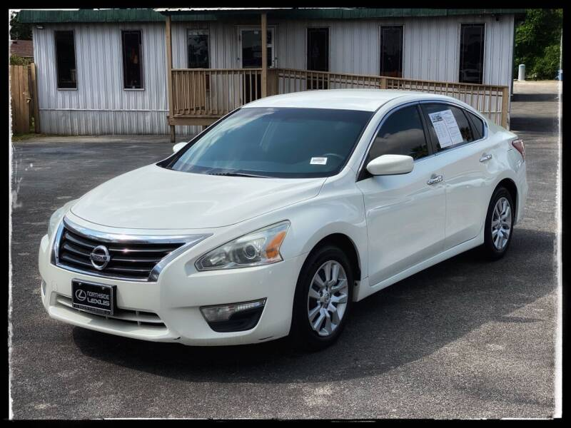 2013 Nissan Altima for sale at ASTRO MOTORS in Houston TX