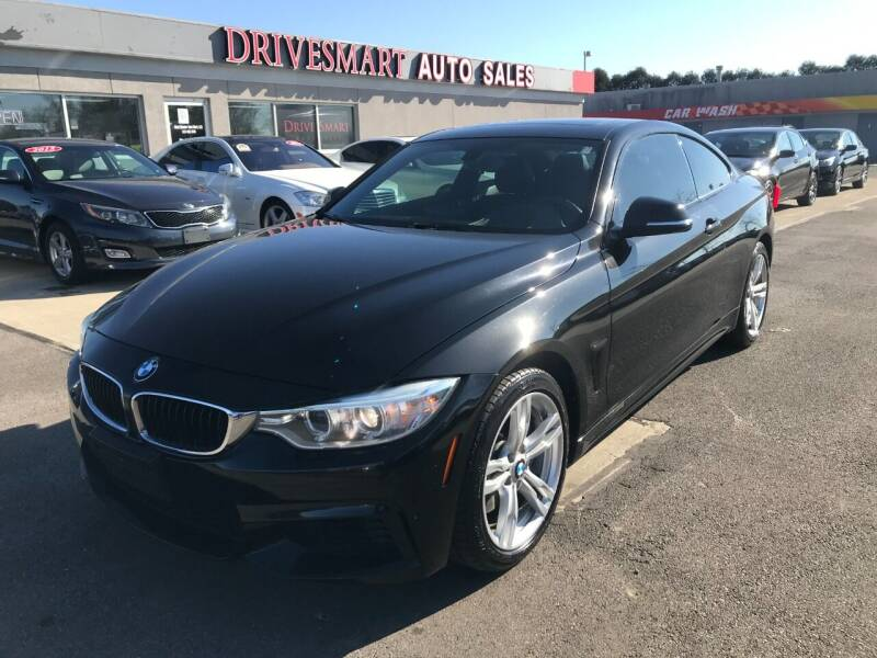 2014 BMW 4 Series for sale at DriveSmart Auto Sales in West Chester OH