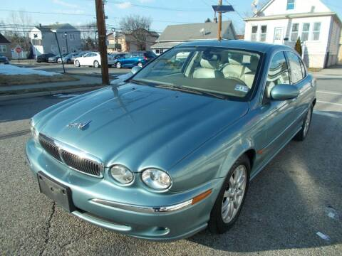 2003 Jaguar X-Type for sale at Mercury Auto Sales in Woodland Park NJ