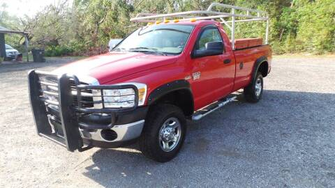 2009 Dodge Ram Pickup 2500 for sale at action auto wholesale llc in Lillian AL
