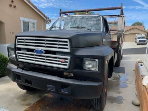 1985 Ford F-600 for sale at Coast Auto Sales in Buellton CA