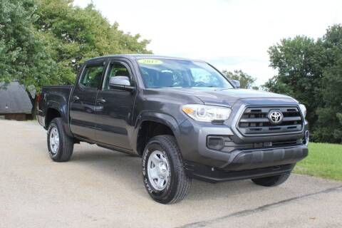 2017 Toyota Tacoma for sale at Harrison Auto Sales in Irwin PA
