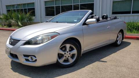 2008 Toyota Camry Solara for sale at Houston Auto Preowned in Houston TX