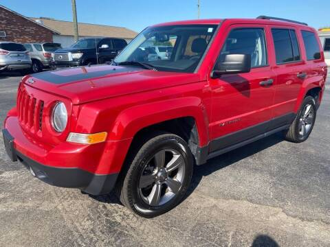 2017 Jeep Patriot for sale at Modern Automotive in Boiling Springs SC