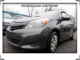 2014 Toyota Yaris for sale at Rockland Automall - Rockland Motors in West Nyack NY
