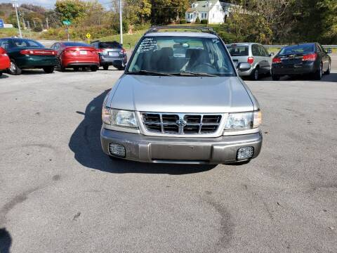2000 Subaru Forester for sale at DISCOUNT AUTO SALES in Johnson City TN