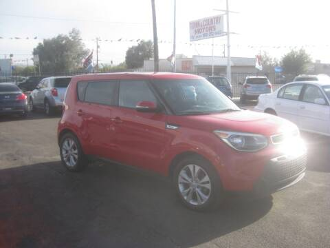 2014 Kia Soul for sale at Town and Country Motors - 1702 East Van Buren Street in Phoenix AZ