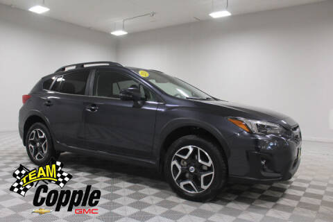 2018 Subaru Crosstrek for sale at Copple Chevrolet GMC Inc in Louisville NE