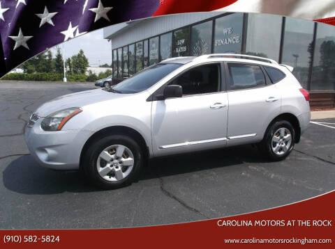 2014 Nissan Rogue Select for sale at Carolina Motors at the Rock in Rockingham NC