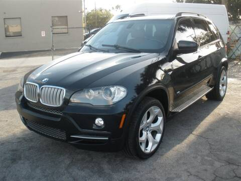 2008 BMW X5 for sale at Priceline Automotive in Tampa FL