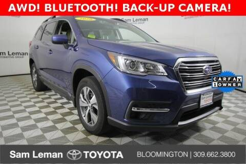 2020 Subaru Ascent for sale at Sam Leman Toyota Bloomington in Bloomington IL