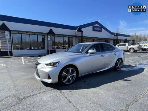 2019 Lexus IS 300 for sale at Impex Auto Sales in Greensboro NC