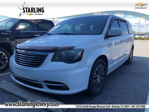 2014 Chrysler Town and Country for sale at Pedro @ Starling Chevrolet in Orlando FL