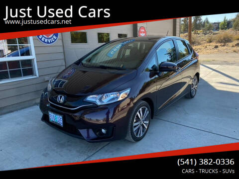 2017 Honda Fit for sale at Just Used Cars in Bend OR