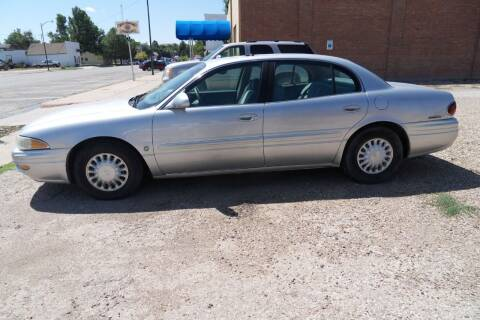 2000 Buick LeSabre for sale at Paris Fisher Auto Sales Inc. in Chadron NE