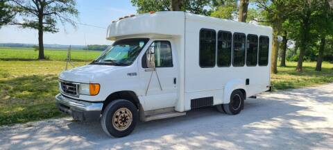 2005 Ford E-350 for sale at Allied Fleet Sales in Saint Charles MO