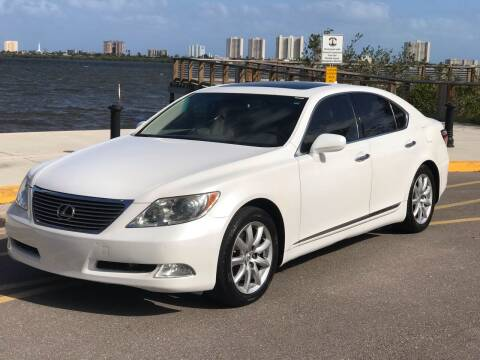 2008 Lexus LS 460 for sale at Orlando Auto Sale in Port Orange FL