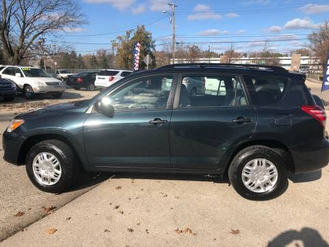 2009 Toyota RAV4 for sale at TL Motors LLC in Hartford WI
