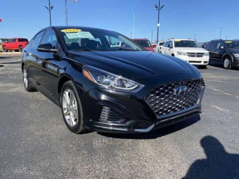 2019 Hyundai Sonata for sale at Bayird Truck Center in Paragould AR