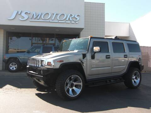 2004 HUMMER H2 for sale at J'S MOTORS in San Diego CA
