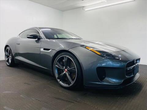 2018 Jaguar F-TYPE for sale at Champagne Motor Car Company in Willimantic CT