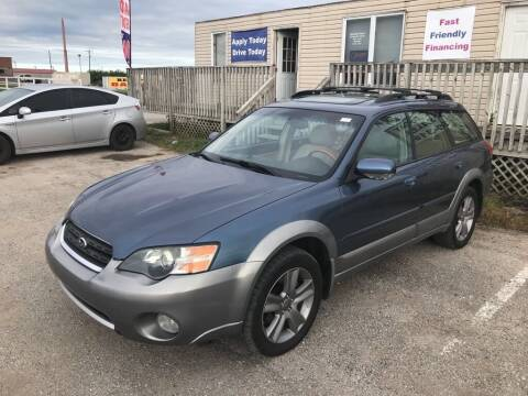2005 Subaru Outback for sale at Drive Today Auto Sales in Mount Sterling KY