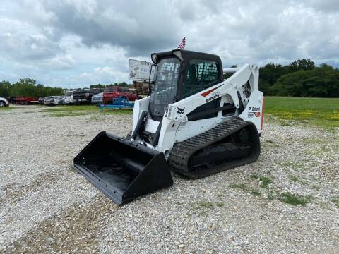 2017 Bobcat T650 Track Machine W/cab for sale at Ken's Auto Sales & Repairs in New Bloomfield MO