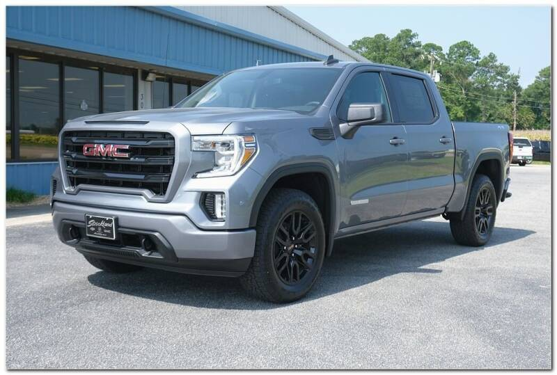 2021 GMC Sierra 1500 for sale at STRICKLAND AUTO GROUP INC in Ahoskie NC