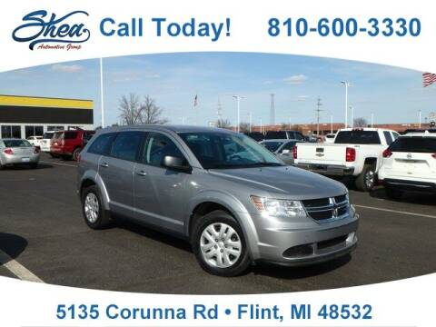 2015 Dodge Journey for sale at Jamie Sells Cars 810 - Linden Location in Flint MI