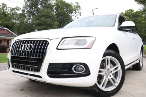 2015 Audi Q5 for sale at E-Z Auto Finance in Marietta GA