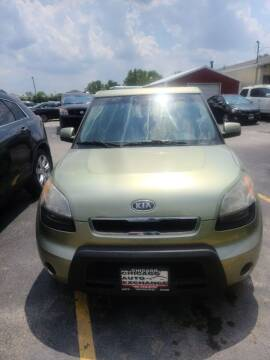 2010 Kia Soul for sale at Chicago Auto Exchange in South Chicago Heights IL