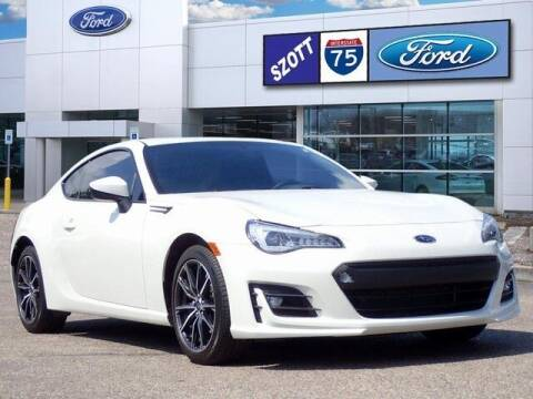 2020 Subaru BRZ for sale at Szott Ford in Holly MI