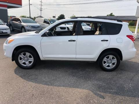 2012 Toyota RAV4 for sale at United Auto Sales in Oklahoma City OK