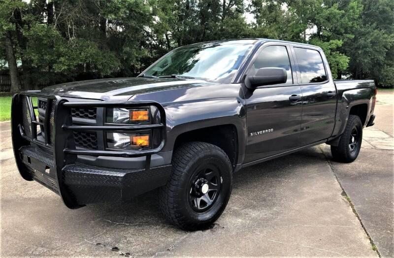 2014 Chevrolet Silverado 1500 for sale at Prime Autos in Vidor TX