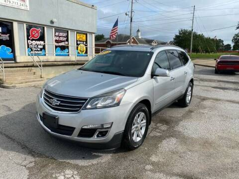 2013 Chevrolet Traverse for sale at Bagwell Motors in Lowell AR