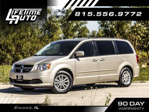 2015 Dodge Grand Caravan for sale at Lifetime Auto in Elwood IL