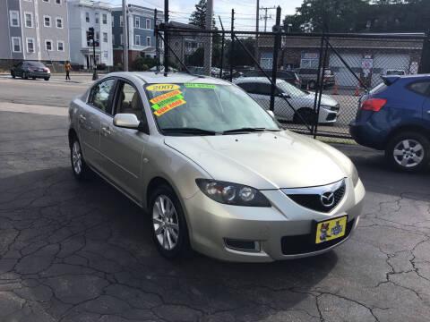 2007 Mazda MAZDA3 for sale at Adams Street Motor Company LLC in Dorchester MA
