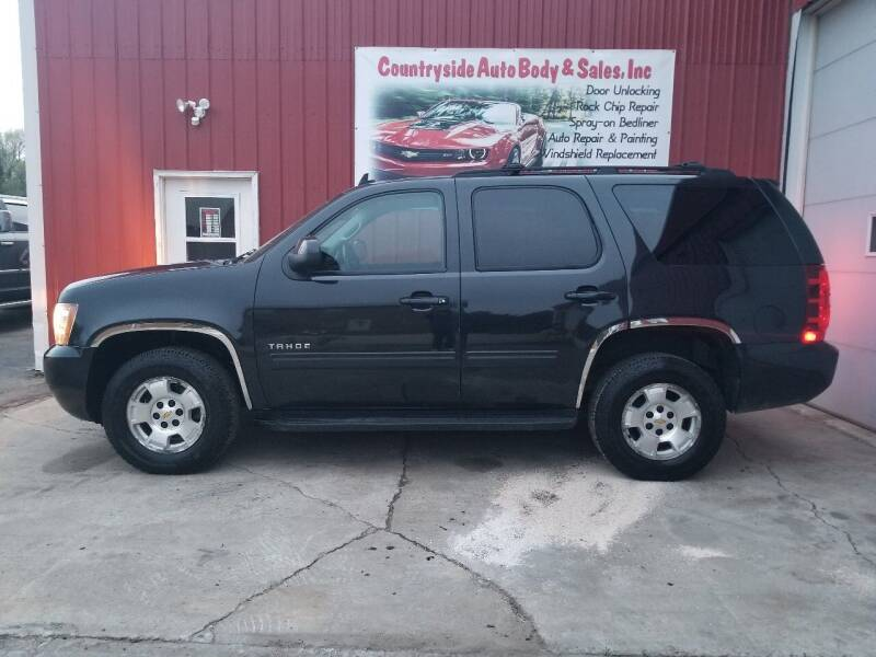 2011 Chevrolet Tahoe for sale at Countryside Auto Body & Sales, Inc in Gary SD