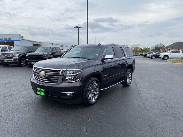 2018 Chevrolet Tahoe for sale at DOW AUTOPLEX in Mineola TX